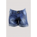 Удобные джинсовые шорты