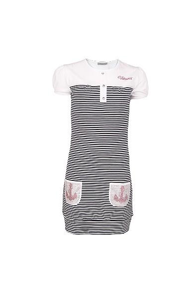 Платье на морскую тематику Vitacci