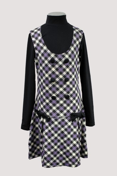Платье-обманка