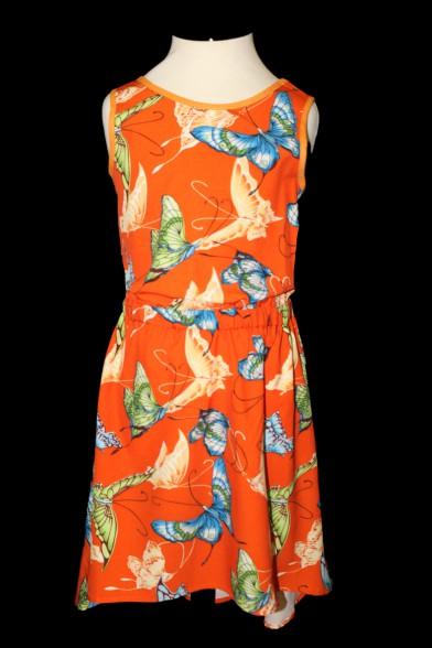 Платье без рукавов Deloras
