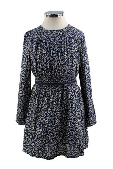 Платье из легкой ткани Vitacci