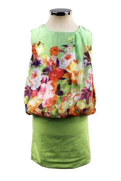 """Платье """"цветочная поляна"""" Deloras"""