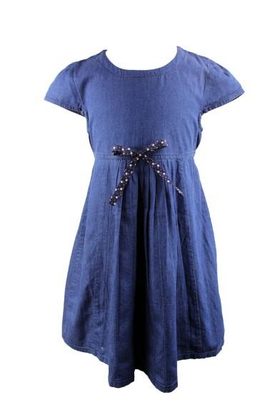 Платье из легкой джинсы Vitacci