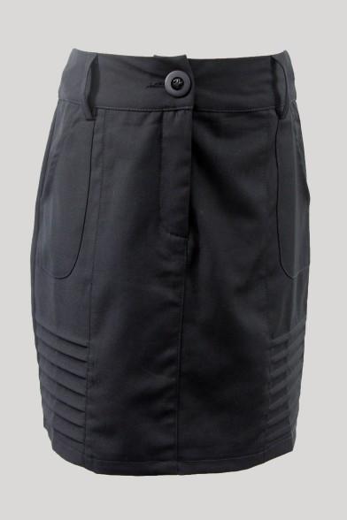 Оригинальная юбка-карандаш