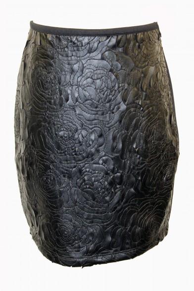 Юбка из оригинальной ткани Vitacci