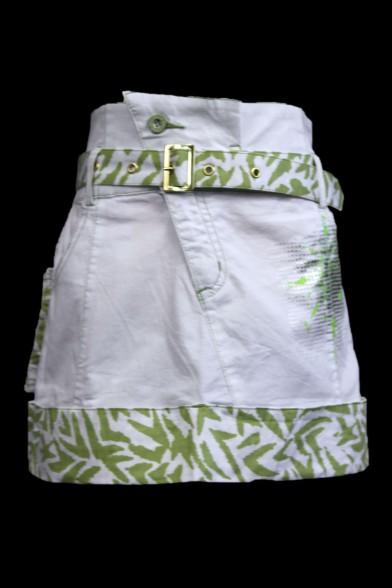 Комбинированная юбка Deloras