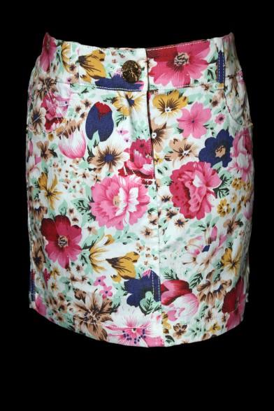Цветастая юбка Deloras