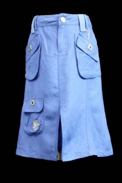 юбка с накладными карманами - 3 Vitacci 20055