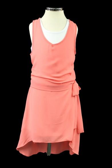 Нарядное платье (2 в 1) - 4 Deloras