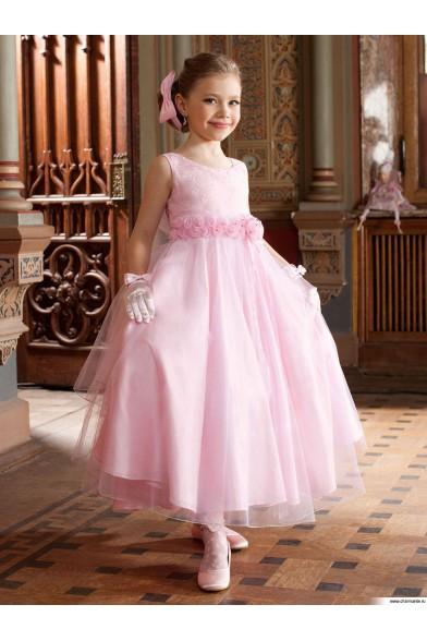 Парадное платье классического кроя Charmante