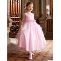 Парадное платье классического кроя