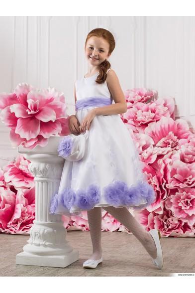 Праздничный комплект (платье + сумочка) Charmante