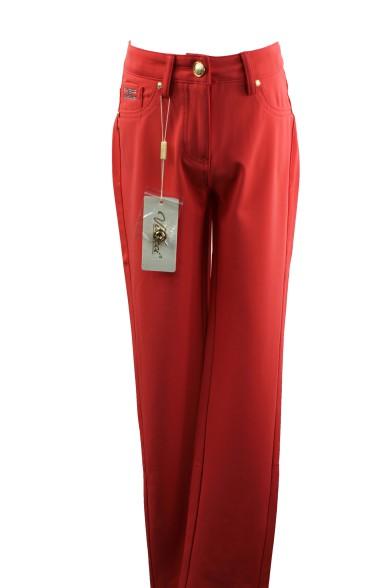 Обтягивающие брюки со стрейчем Vitacci