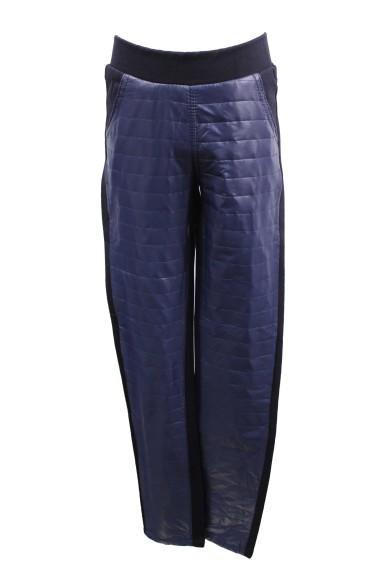 Комбинированные брюки Vitacci