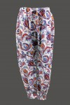 Летние брюки из легкой ткани