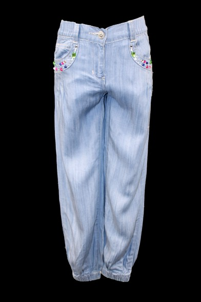 Летние облегченные джинсы Deloras