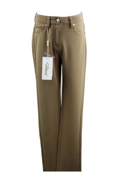 Обтягивающие джинсы со стрейчем Vitacci