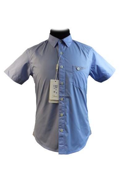 Рубашка с короткими рукавами 1153202-10 Vitacci