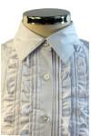 Приталенная блузка 60526