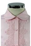 Блузка с кружевом 2153015