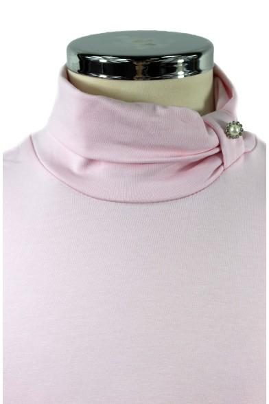 Блузка с декорированным воротом 2153013 Vitacci 2153013