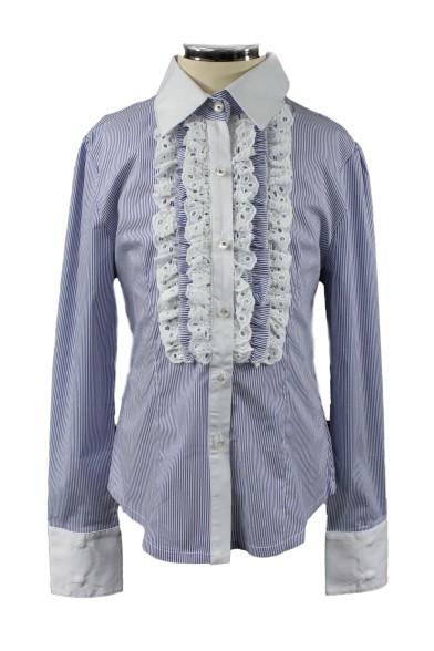 Блузка в полоску 2153105 Vitacci