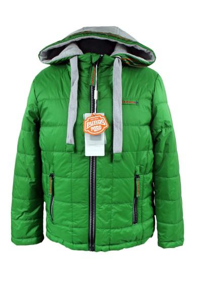 Яркая демисезонная куртка PurosPoro 15-702