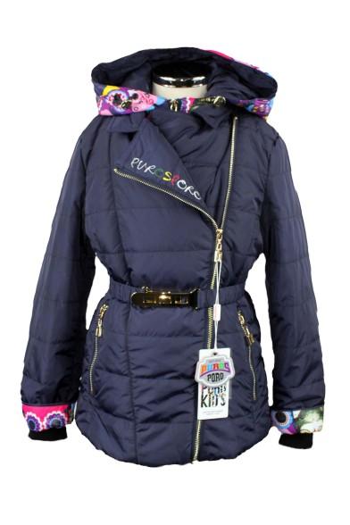 Демисезонная куртка 15-358 PurosPoro 15-358
