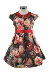 """Платье """"розовый сад"""" 2151386"""