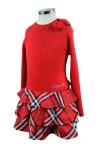 Комбинированное платье - 5