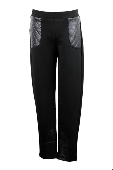 Обтягивающие брюки-лосины 28444 Deloras