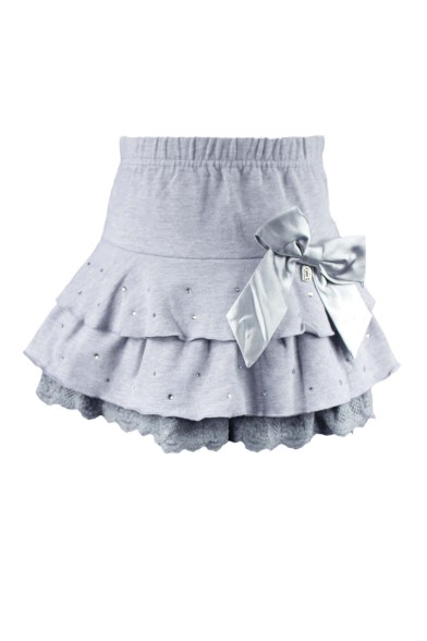 Трикотажная юбка 16720 Deloras
