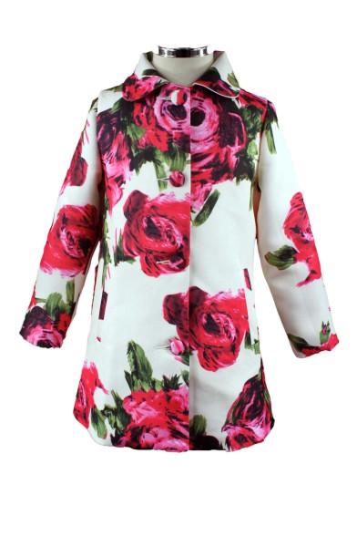 "Пальто ""розы"" 2151409-11 Vitacci 2151409-11"