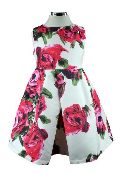 """Платье """"розы"""" 2151373-11 Vitacci"""