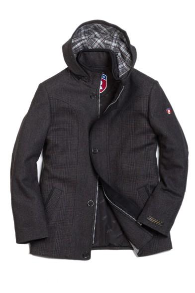 """Пальто """"Дерби"""" Royal Spirit & Bremer"""
