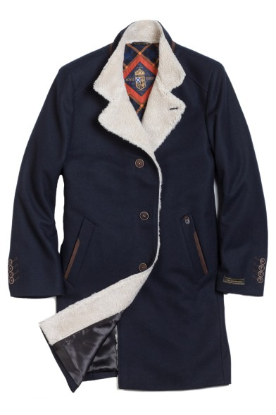 """Пальто """"Марк"""" Royal Spirit - Bremer ПМ-694-593"""