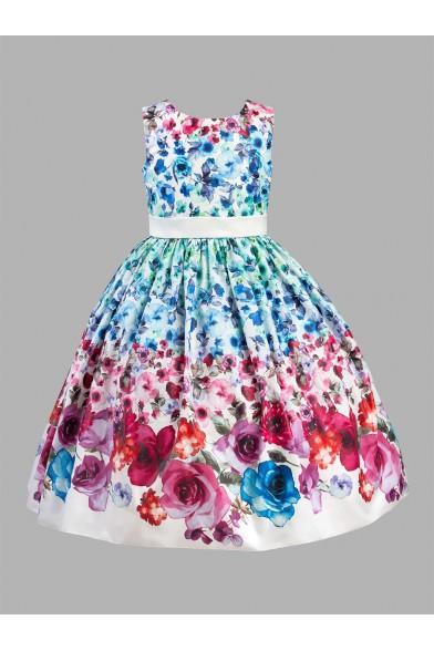 Платье праздничное для девочек PSA021501 Perlitta