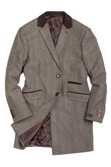 """Пальто """"Леонардо"""" Royal Spirit - Bremer ПМ-687-588"""