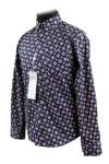 Принтованная рубашка 52192