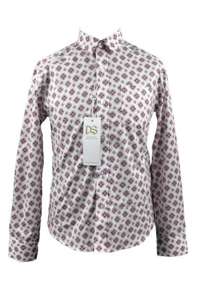 Принтованная рубашка 52192 Deloras 52192