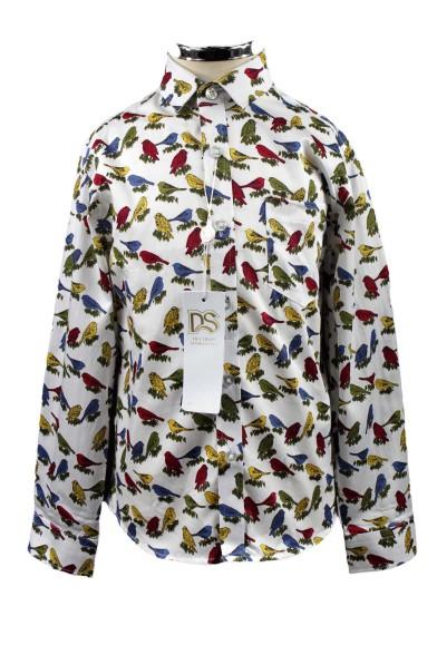 Рубашка оригинальной расцветки 32192F Deloras 32192F