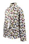 Рубашка оригинальной расцветки 32192F