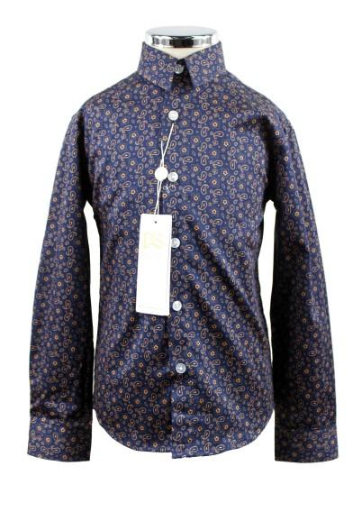 Нарядная рубашка 32185YF-1 Deloras