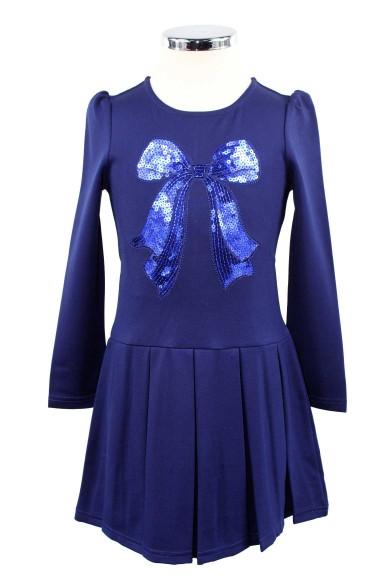 Трикотажное платье 16962 Deloras