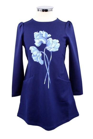 Стильное платье 16900 Deloras 16900