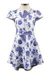 Платье со шлейфом 28720
