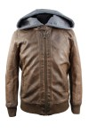 Куртка из искусственной кожи 3005