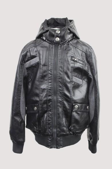 Куртка кожаная 50585 Deloras 50585