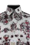 Рубашка оригинальной расцветки 52108