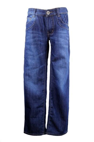 Утепленные джинсы MF0003-2